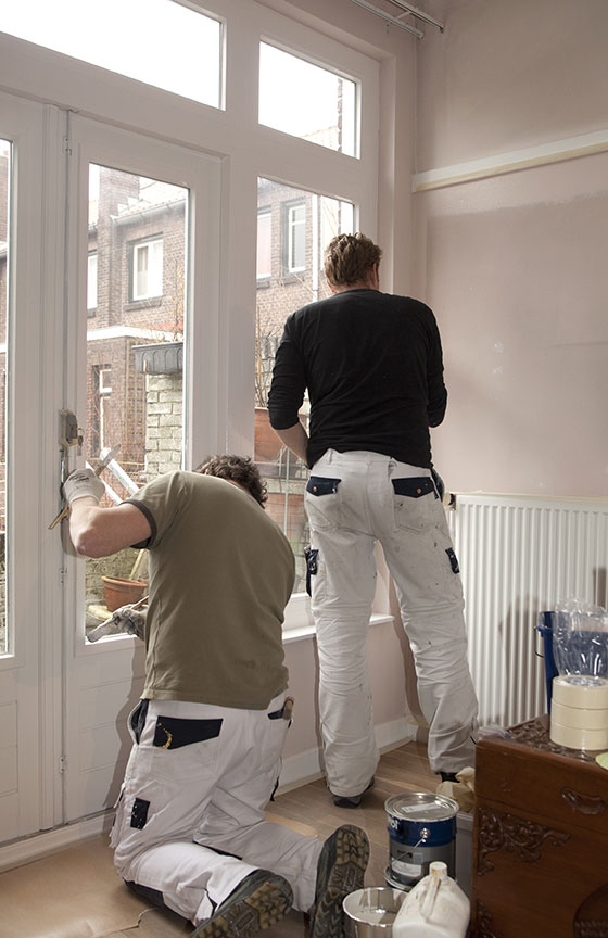 Interior Painting Service at Capital City Painting